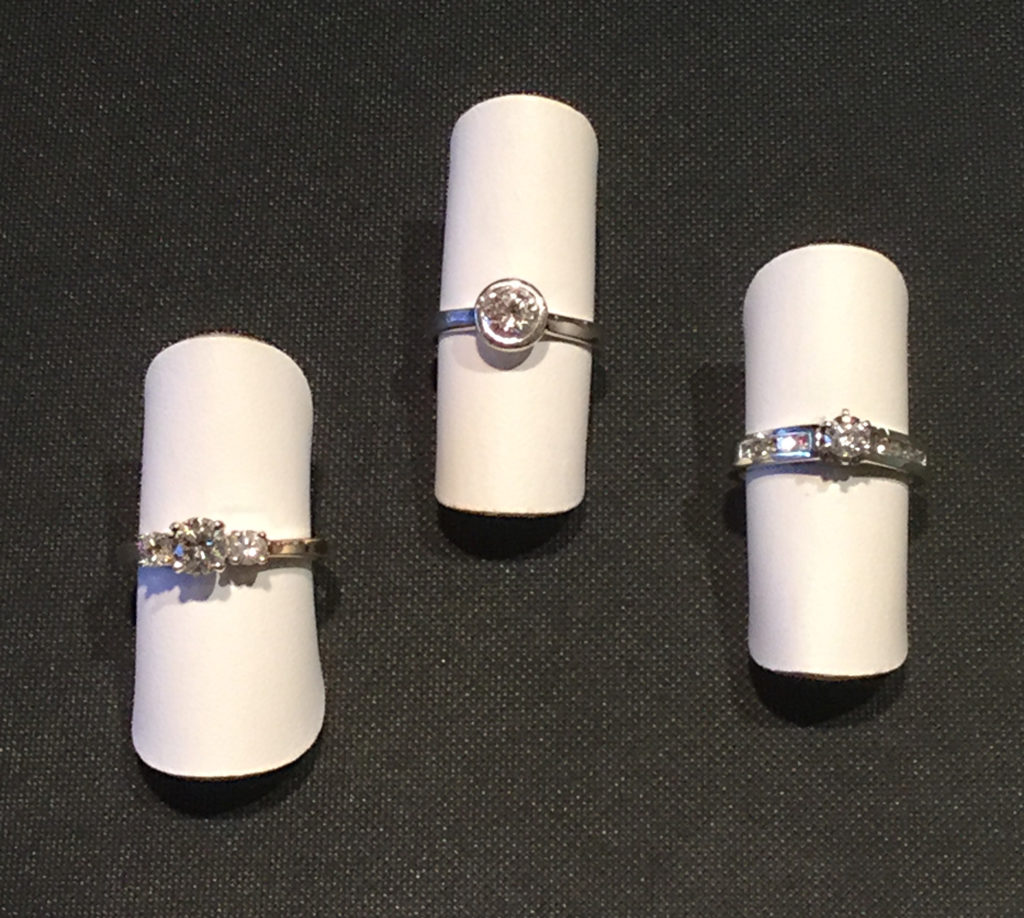 Engagement & Wedding Rings